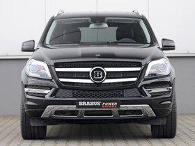 Ver foto 5 de Brabus Mercedes GL D6S X166 2012