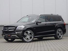 Ver foto 1 de Brabus Mercedes GL D6S X166 2012