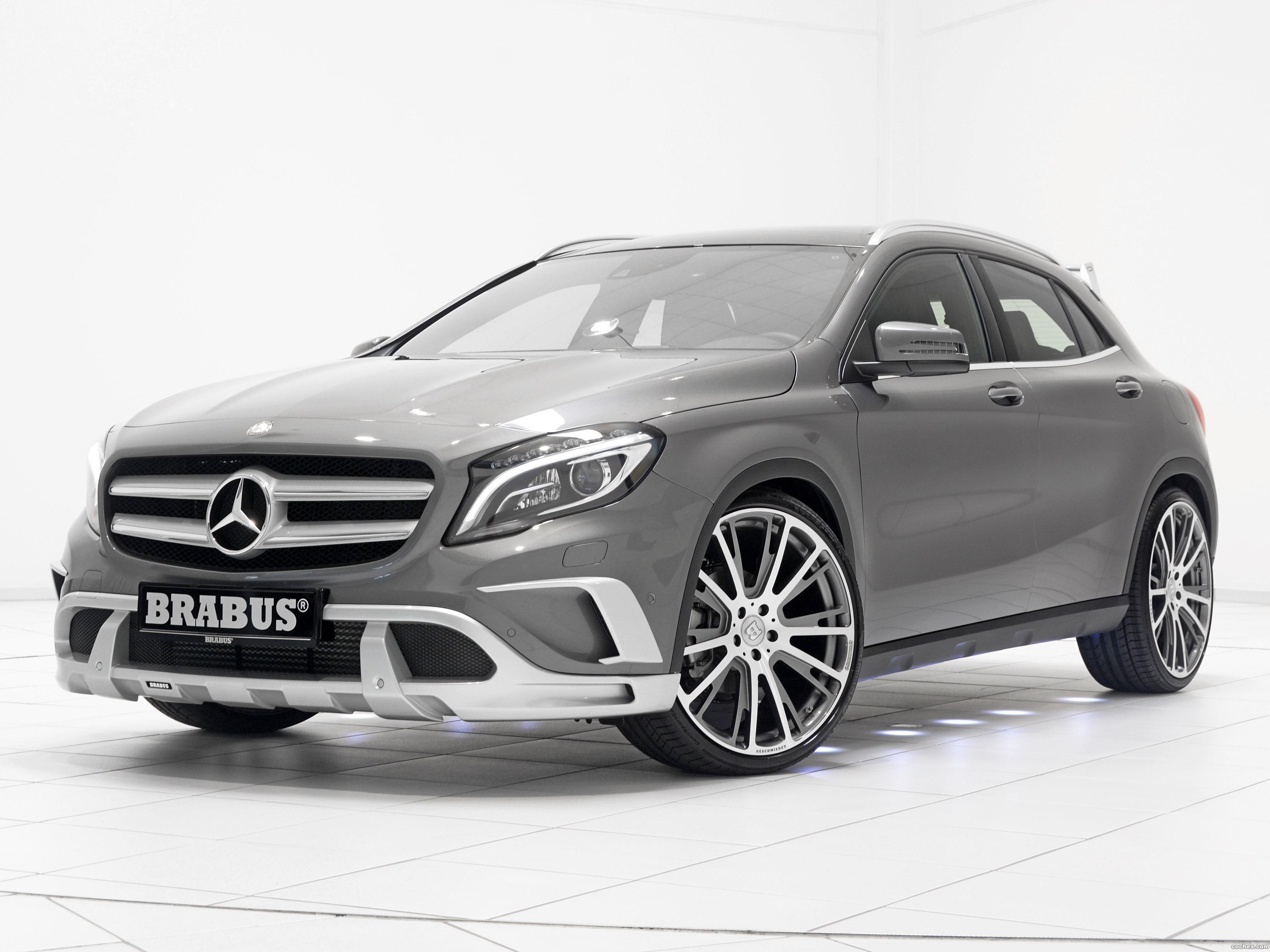 Foto 0 de Brabus Mercedes Clase GLA 220 CDI X156 2014
