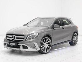 Ver foto 4 de Brabus Mercedes Clase GLA 220 CDI X156 2014
