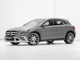 Ver foto 3 de Brabus Mercedes Clase GLA 220 CDI X156 2014