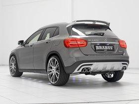 Ver foto 2 de Brabus Mercedes Clase GLA 220 CDI X156 2014