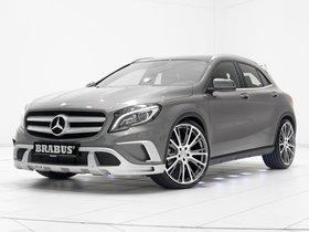 Ver foto 1 de Brabus Mercedes Clase GLA 220 CDI X156 2014