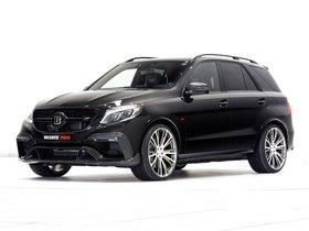 Ver foto 3 de Brabus Mercedes GLE 700 W166 2016