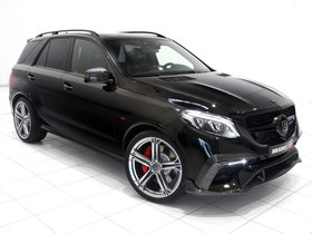 Ver foto 1 de Brabus Mercedes GLE 700 W166 2016