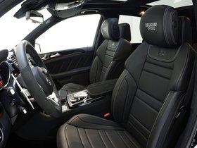 Ver foto 12 de Brabus Mercedes GLE 700 W166 2016