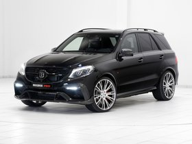 Ver foto 7 de Brabus Mercedes GLE 700 W166 2016
