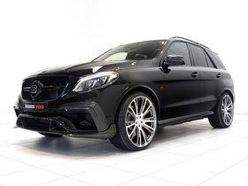Ver foto 6 de Brabus Mercedes GLE 700 W166 2016