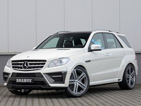 Fotos de Brabus Mercedes Clase M ML 2012