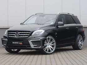 Ver foto 4 de Brabus Mercedes ML63 AMG B63 620 2012