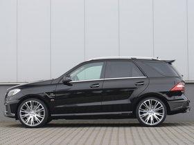 Ver foto 2 de Brabus Mercedes ML63 AMG B63 620 2012