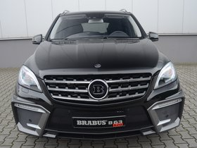 Fotos de Brabus Mercedes ML63 AMG B63 620 2012
