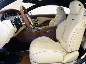 Ver foto 7 de Brabus Mercedes Clase S Coupe 900 C217 2016