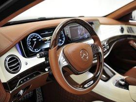 Ver foto 17 de Mercedes Brabus Clase S 850 6.0 Biturbo iBusiness 2013