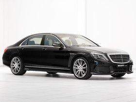 Ver foto 7 de Mercedes Brabus Clase S 850 6.0 Biturbo iBusiness 2013