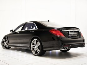 Ver foto 6 de Mercedes Brabus Clase S 850 6.0 Biturbo iBusiness 2013
