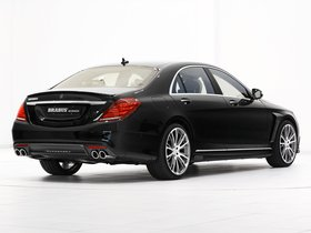 Ver foto 4 de Mercedes Brabus Clase S 850 6.0 Biturbo iBusiness 2013