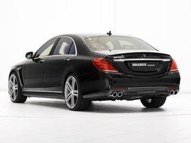 Ver foto 3 de Mercedes Brabus Clase S 850 6.0 Biturbo iBusiness 2013