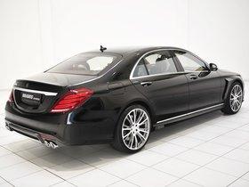 Ver foto 2 de Mercedes Brabus Clase S 850 6.0 Biturbo iBusiness 2013
