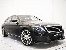 Fotos de Mercedes Brabus Clase S 850 6.0 Biturbo iBusiness 2013