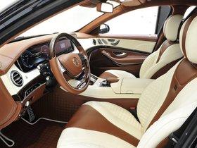 Ver foto 16 de Mercedes Brabus Clase S 850 6.0 Biturbo iBusiness 2013