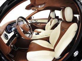 Ver foto 15 de Mercedes Brabus Clase S 850 6.0 Biturbo iBusiness 2013
