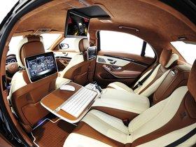 Ver foto 14 de Mercedes Brabus Clase S 850 6.0 Biturbo iBusiness 2013