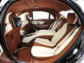 Ver foto 13 de Mercedes Brabus Clase S 850 6.0 Biturbo iBusiness 2013