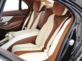 Ver foto 12 de Mercedes Brabus Clase S 850 6.0 Biturbo iBusiness 2013