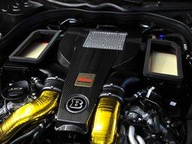 Ver foto 10 de Mercedes Brabus Clase S 850 6.0 Biturbo iBusiness 2013