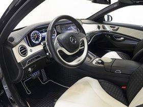 Ver foto 10 de Brabus Mercedes Clase S 850S W222 2014