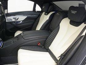 Ver foto 8 de Brabus Mercedes Clase S 850S W222 2014