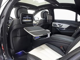 Ver foto 7 de Brabus Mercedes Clase S 850S W222 2014