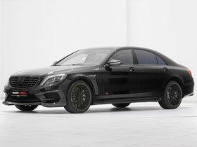 Ver foto 5 de Brabus Mercedes Clase S 850S W222 2014