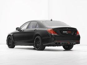 Ver foto 4 de Brabus Mercedes Clase S 850S W222 2014