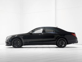 Ver foto 2 de Brabus Mercedes Clase S 850S W222 2014
