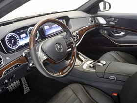 Ver foto 17 de Brabus Mercedes Clase S B50 Hybrid W222 2015