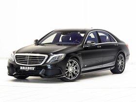 Ver foto 8 de Brabus Mercedes Clase S B50 Hybrid W222 2015