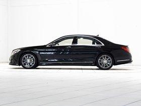 Ver foto 5 de Brabus Mercedes Clase S B50 Hybrid W222 2015