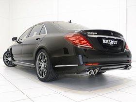 Ver foto 2 de Brabus Mercedes Clase S B50 Hybrid W222 2015