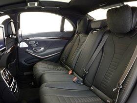 Ver foto 16 de Brabus Mercedes Clase S B50 Hybrid W222 2015