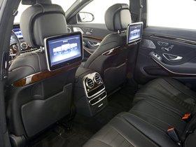Ver foto 15 de Brabus Mercedes Clase S B50 Hybrid W222 2015