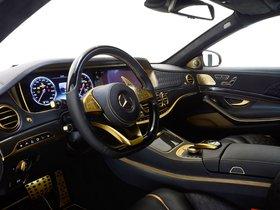 Ver foto 18 de Brabus Mercedes Clase S Rocket 900 Desert Gold Edition W222 2015