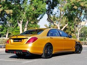 Ver foto 9 de Brabus Mercedes Clase S Rocket 900 Desert Gold Edition W222 2015