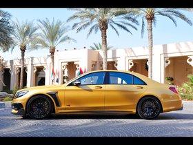 Ver foto 7 de Brabus Mercedes Clase S Rocket 900 Desert Gold Edition W222 2015