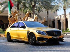 Ver foto 2 de Brabus Mercedes Clase S Rocket 900 Desert Gold Edition W222 2015