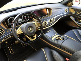 Ver foto 17 de Brabus Mercedes Clase S Rocket 900 Desert Gold Edition W222 2015