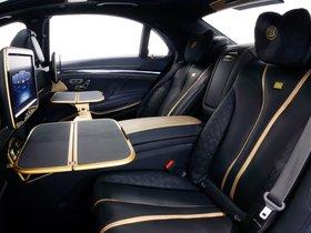 Ver foto 15 de Brabus Mercedes Clase S Rocket 900 Desert Gold Edition W222 2015
