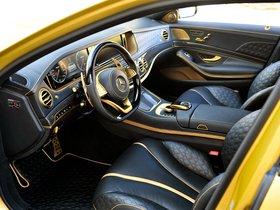 Ver foto 14 de Brabus Mercedes Clase S Rocket 900 Desert Gold Edition W222 2015