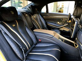 Ver foto 11 de Brabus Mercedes Clase S Rocket 900 Desert Gold Edition W222 2015